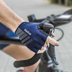 GripGrab Ride Lightweight Padded Short Finger Gloves navy